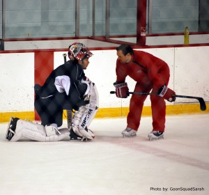 Goalie Coach