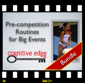 Pre-competition Routine for Big Events - Bundle