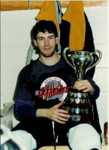 John Cullen Sutherland Cup Champion