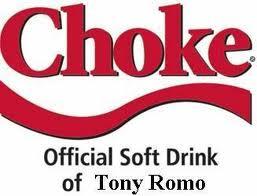 Poor Tony Romo :(